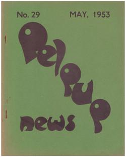 No 29 May 1953
