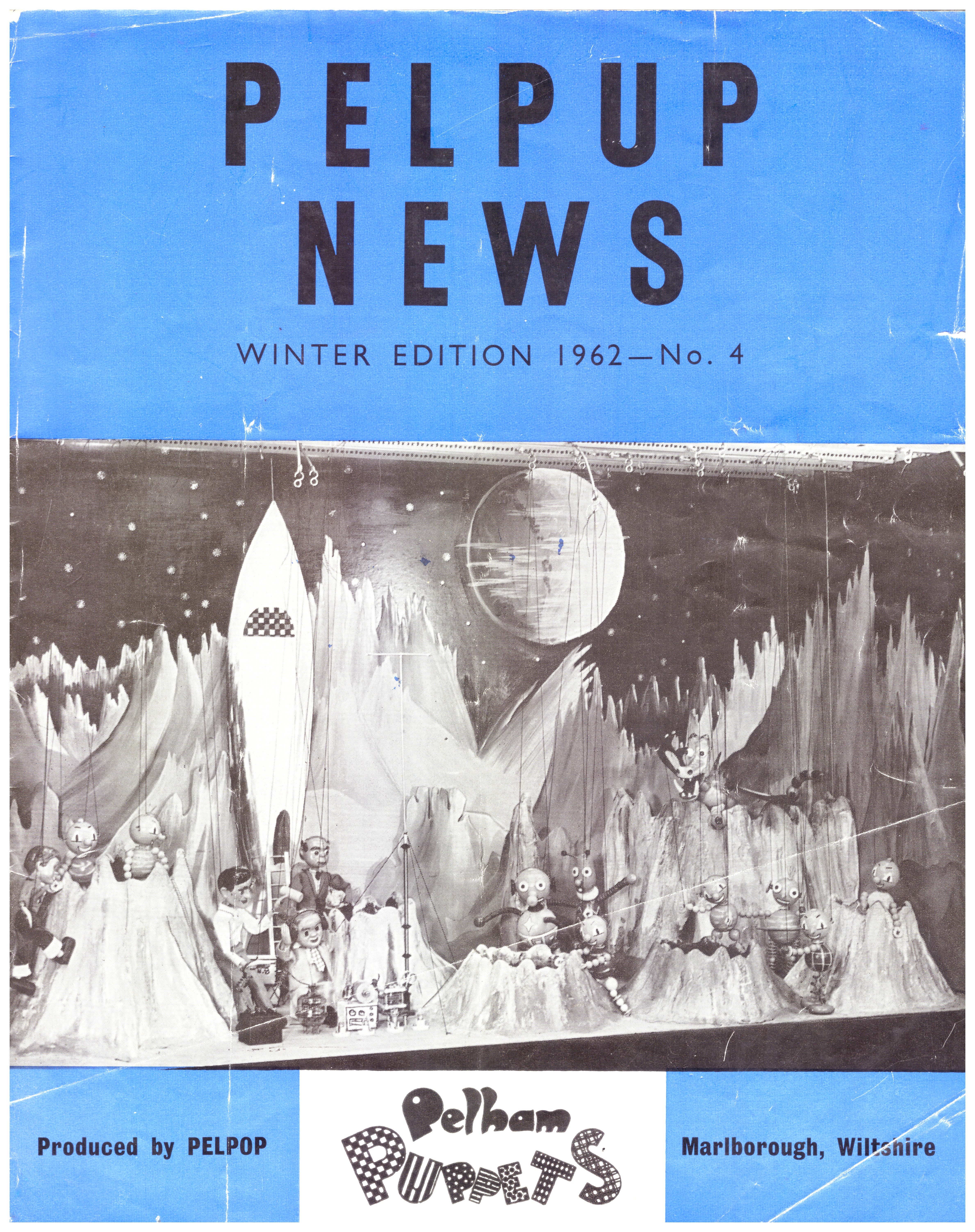 Winter Edition 1962 - Number 4