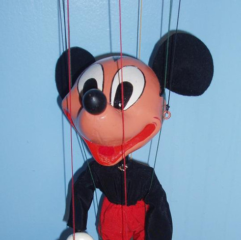 SL Mickey Mouse 1950's