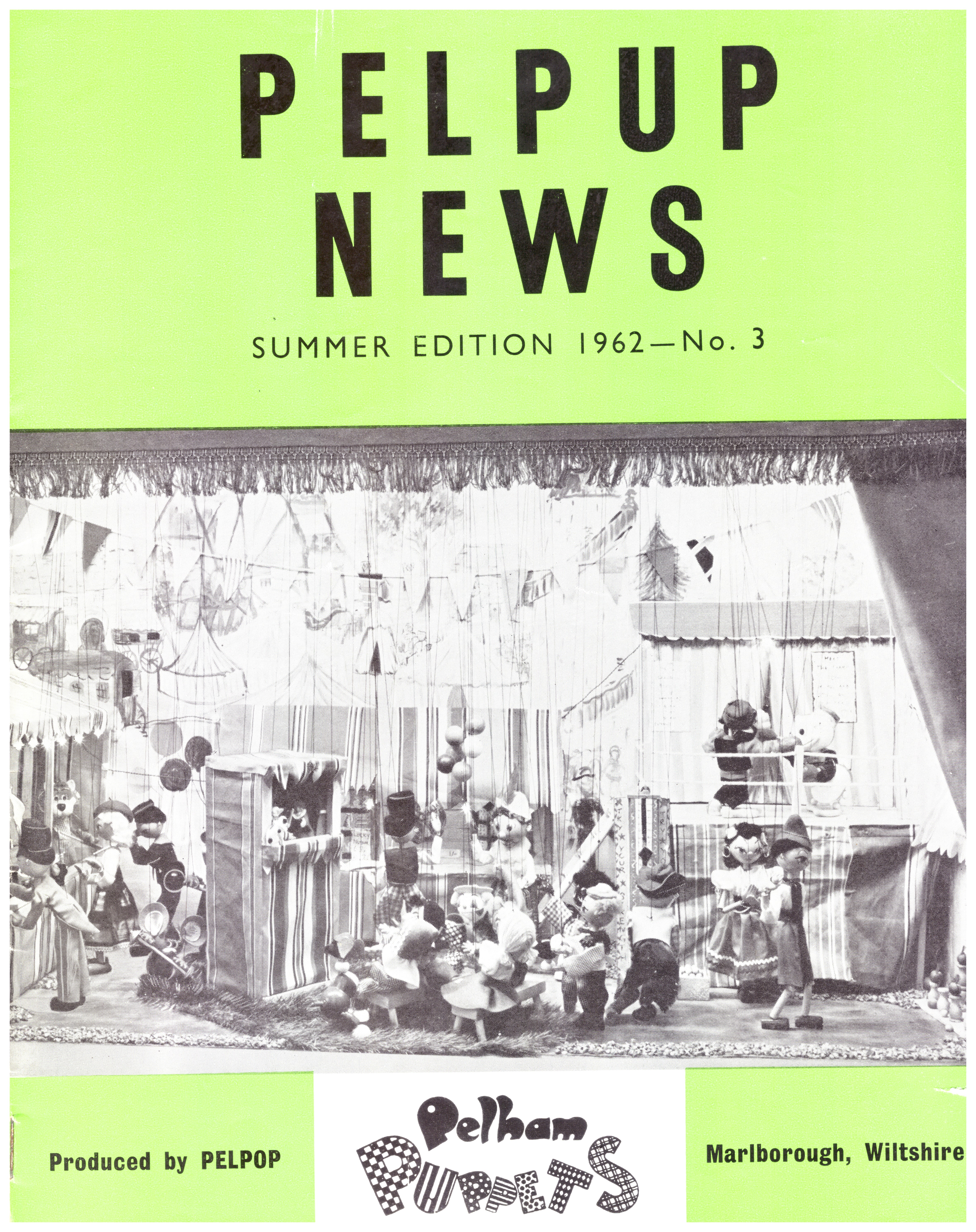 Summer Edition 1962 - Number 3