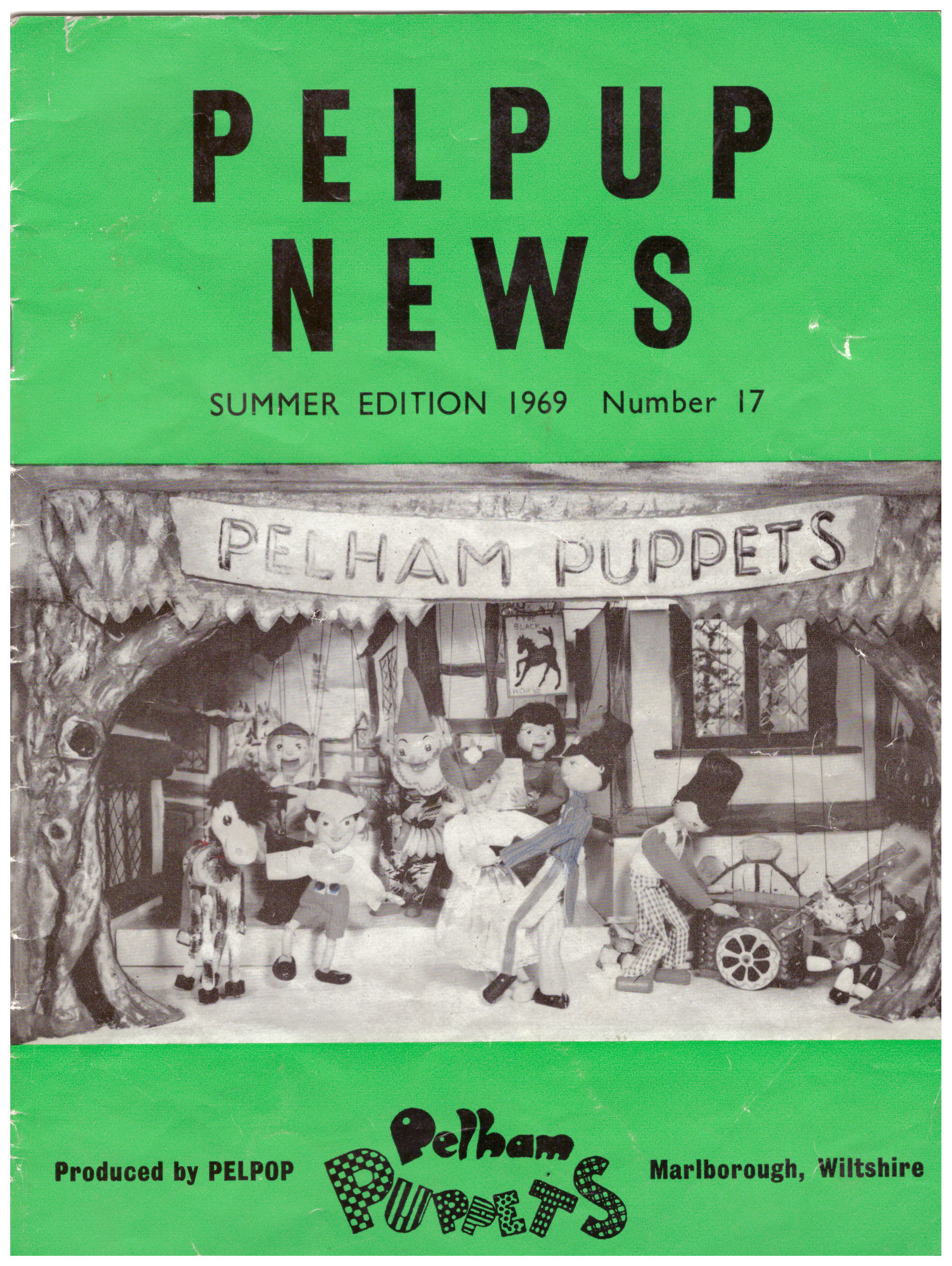 Summer Edition 1969 Number 17