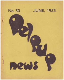 No 30 June 1953