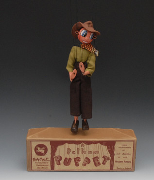 Wonky Cowboy