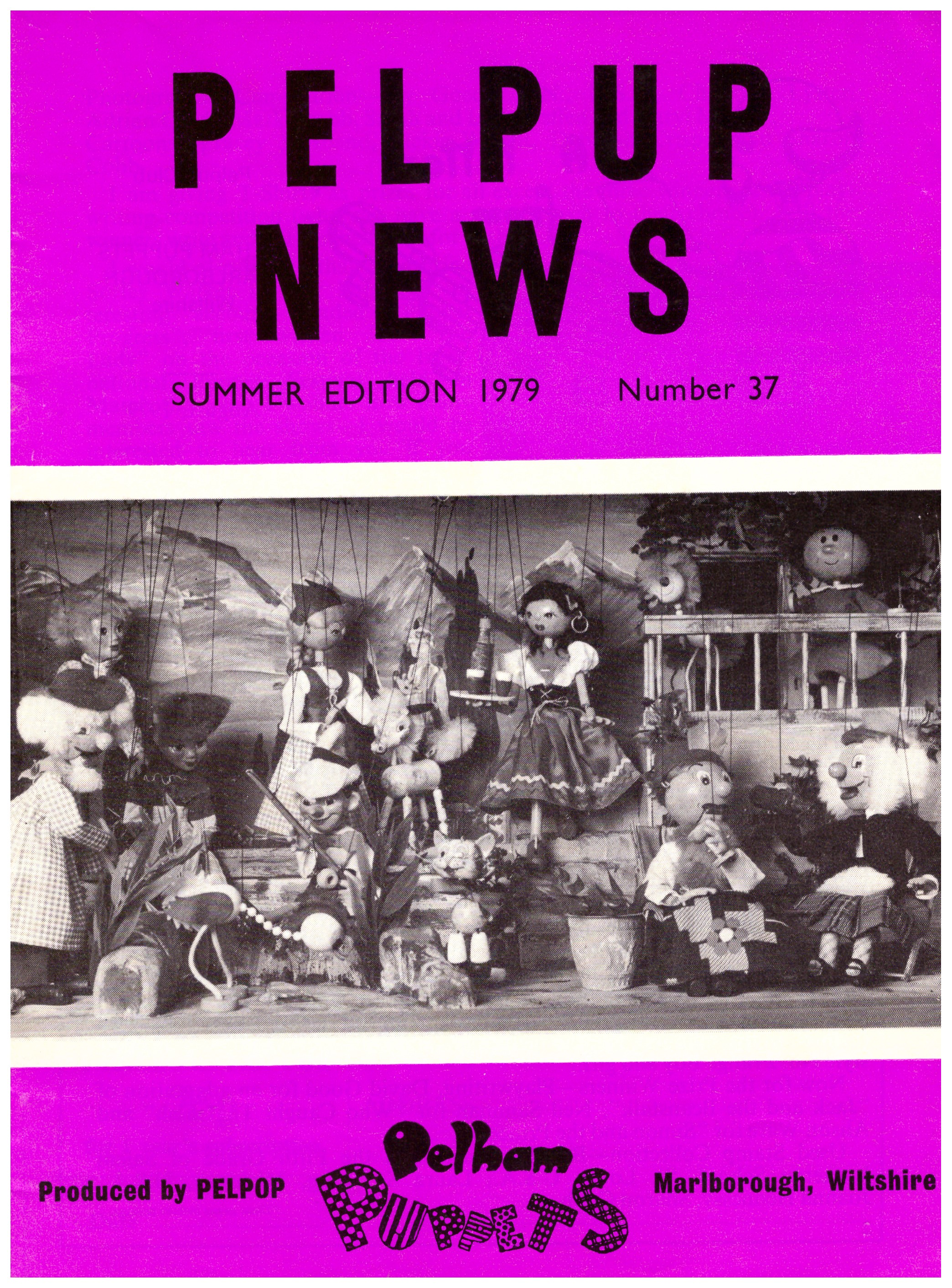 Summer Edition 1979 - Number 37