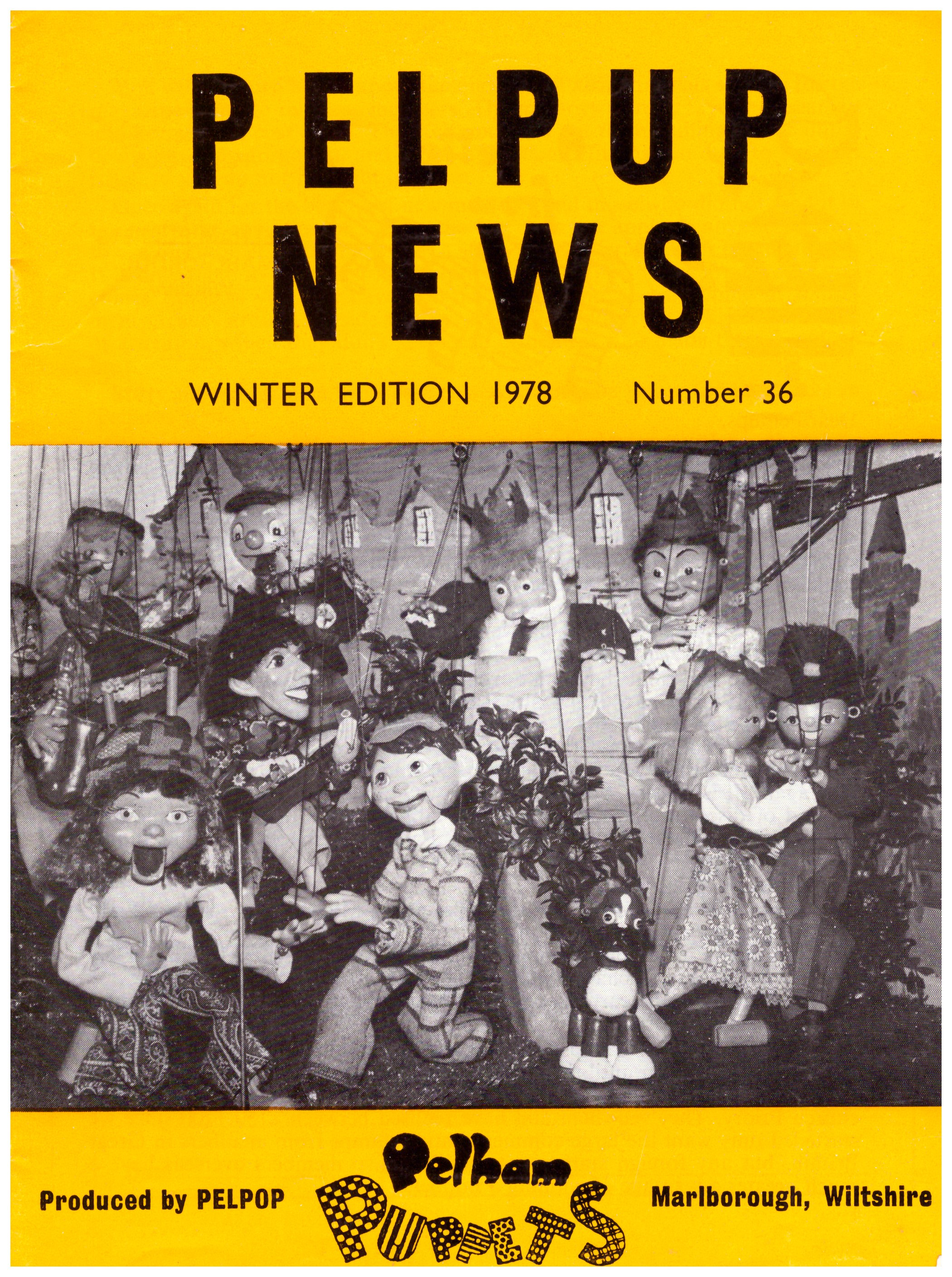 Winter Edition 1978 - Number 36