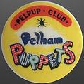Pelham Puppet Pelpup Badge