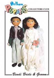 Bendi Bride & Groom