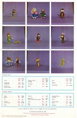 1963 Sales Sheet