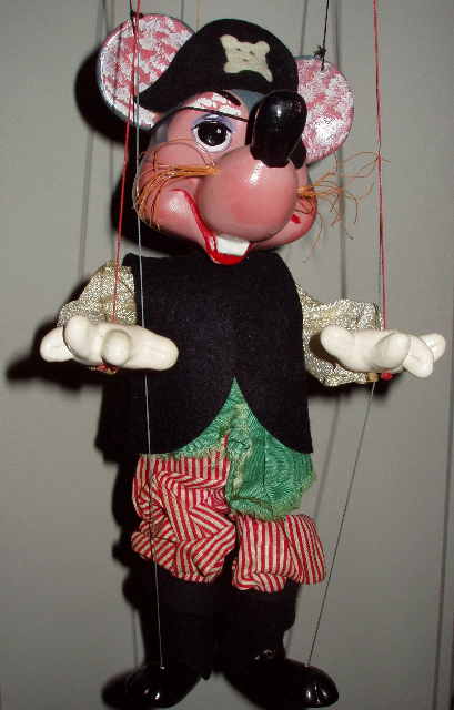 SL Pirate Mouse
