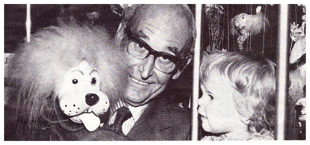 Harry Williams Pelham Puppets