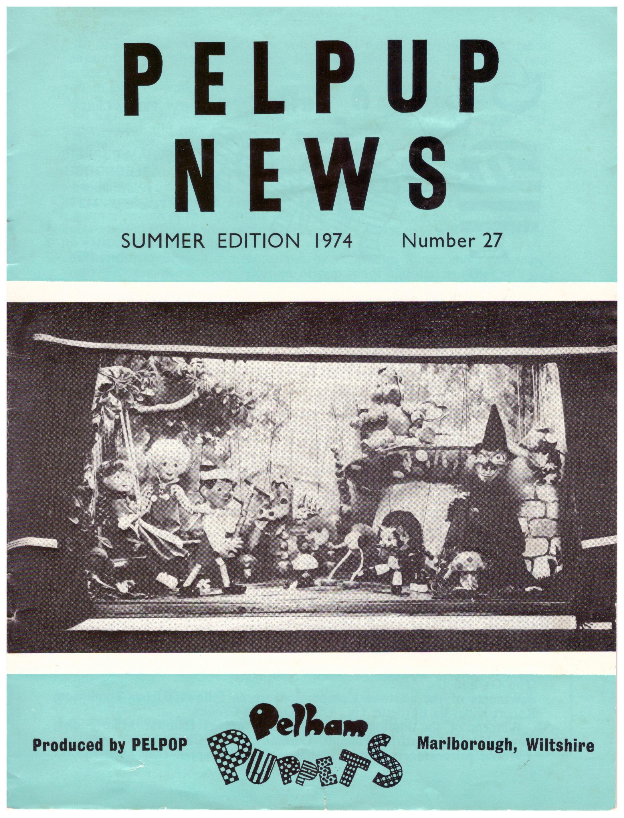 Summer Edition 1974 - No27