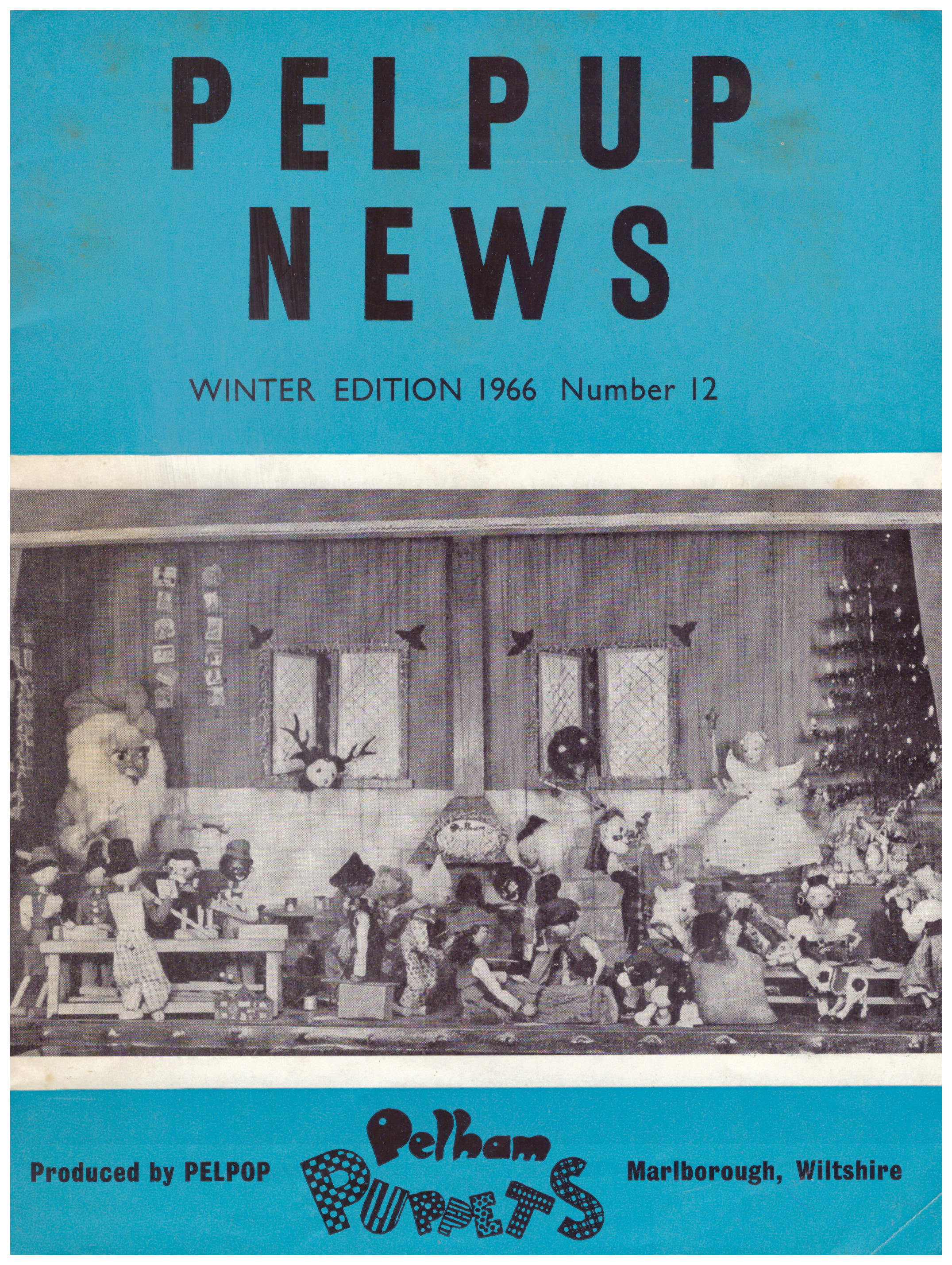 Winter Edition 1966 Number 12