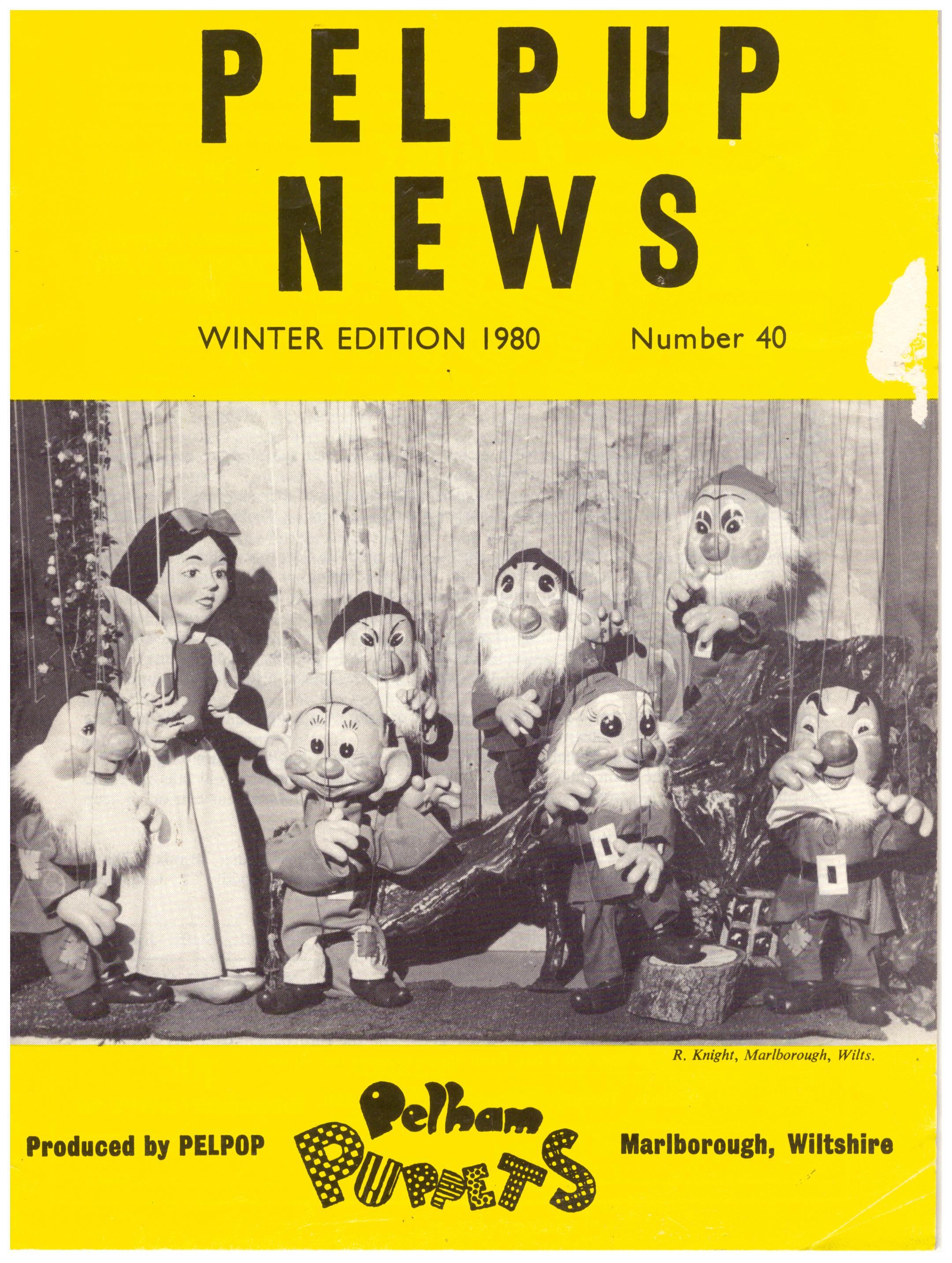 Winter Edition 1980 - No 40