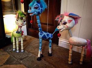 Unicorn, Giraffe, Unicorn