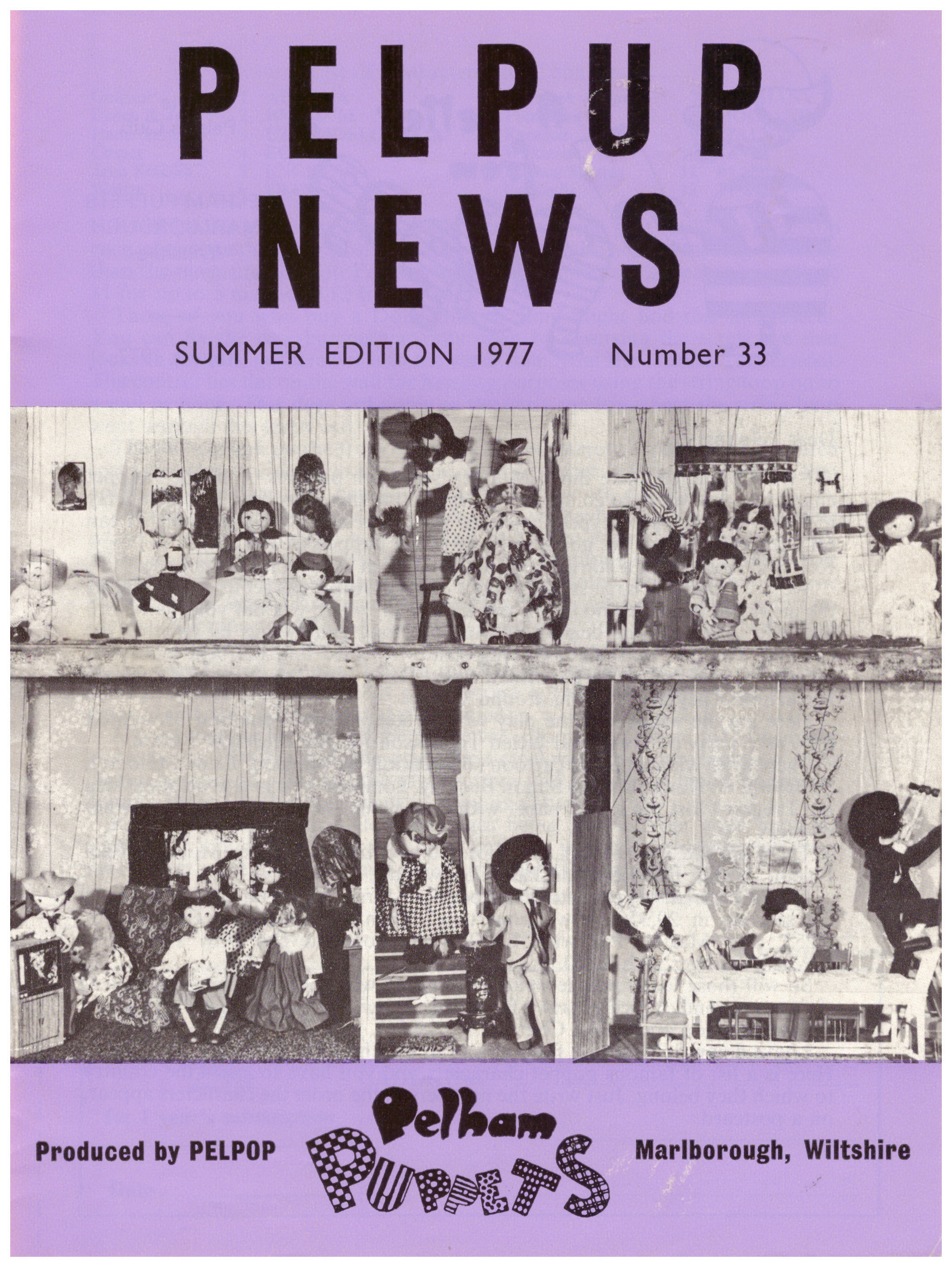 Summer Edition 1977 Number 33