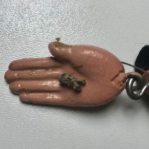 Large Composite Hand