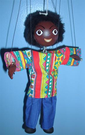 JC Black Man 1992