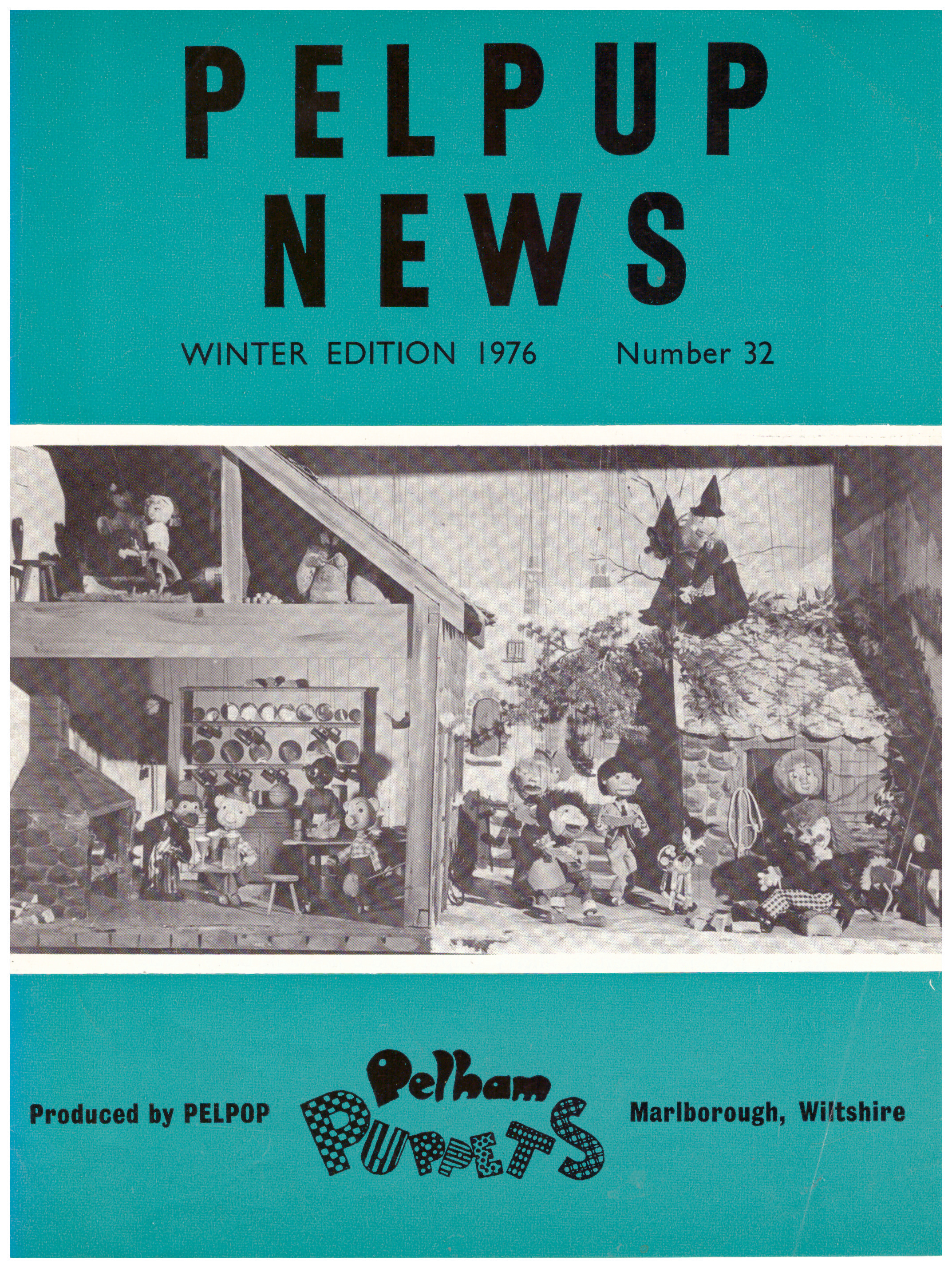 Winter Edition 1976 Number 32