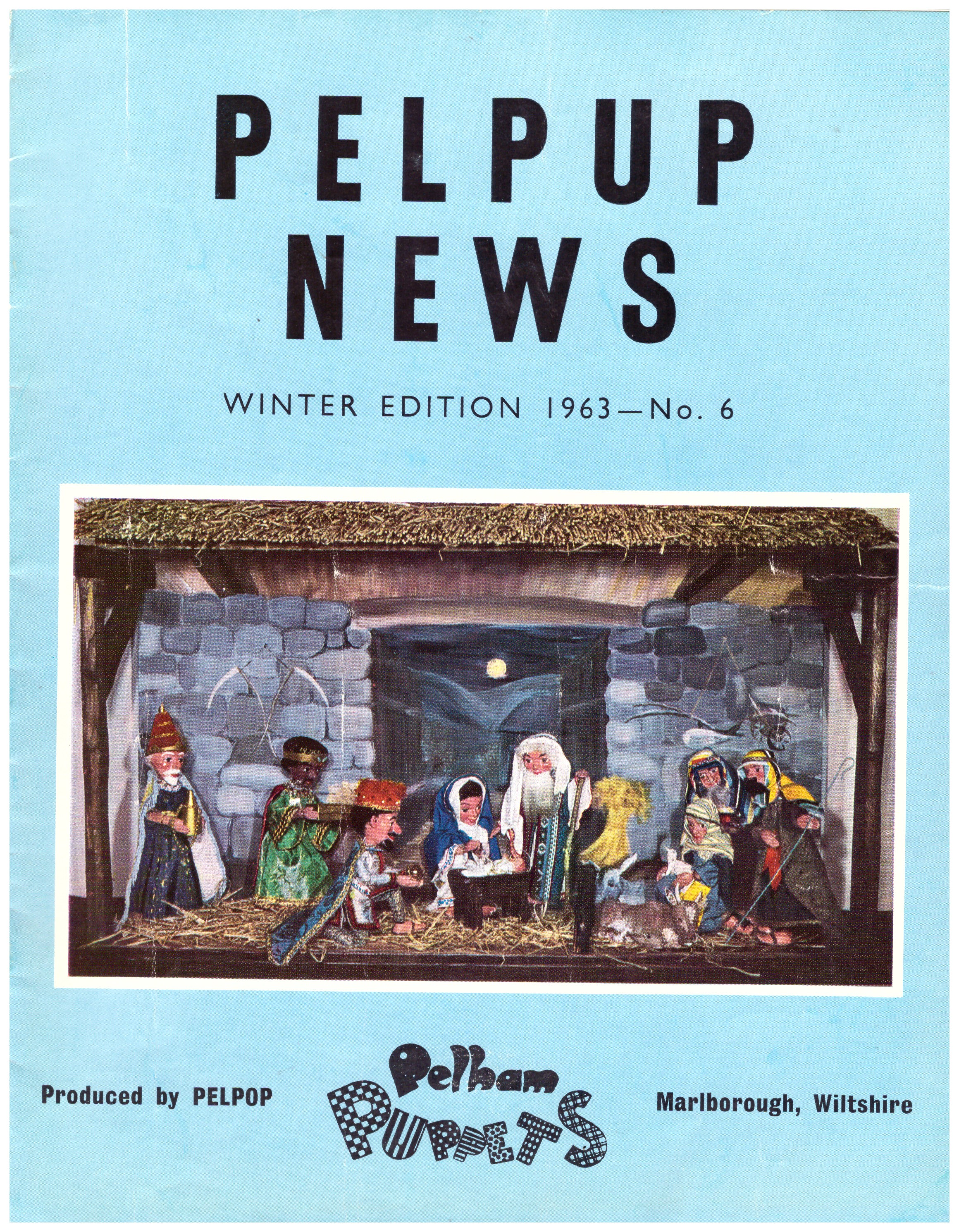 Winter Edition 1963 - Number 6