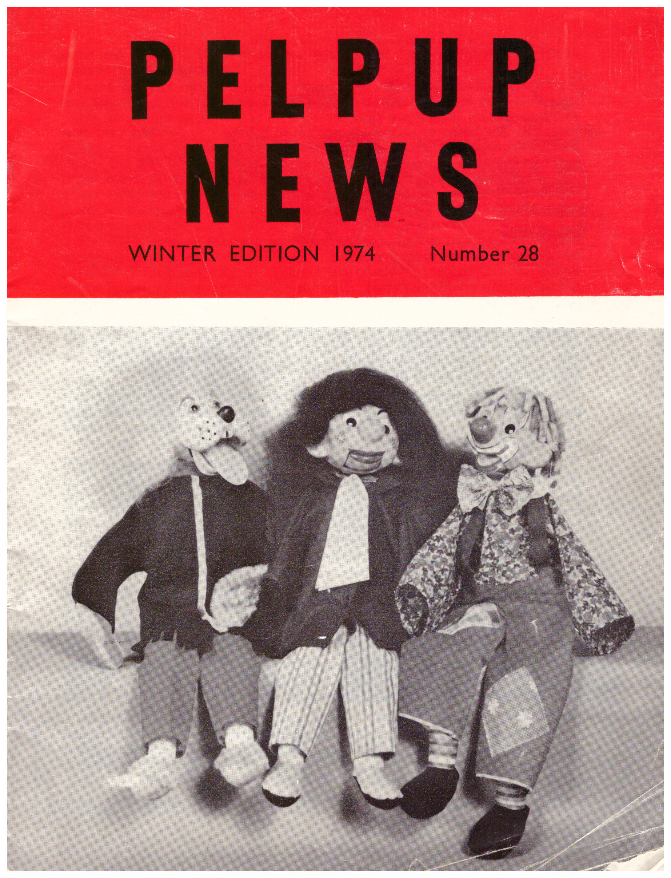 Winter Edition 1974 - No28