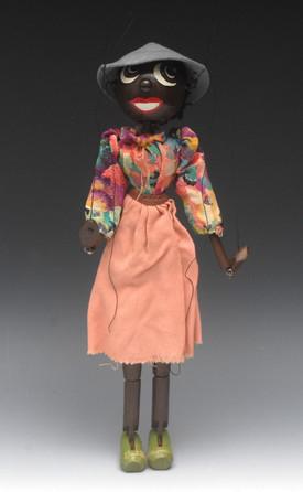 Wonky Black Woman