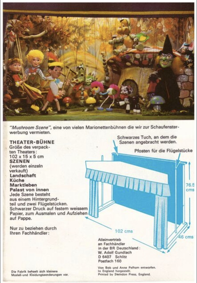 1973 German Brochure