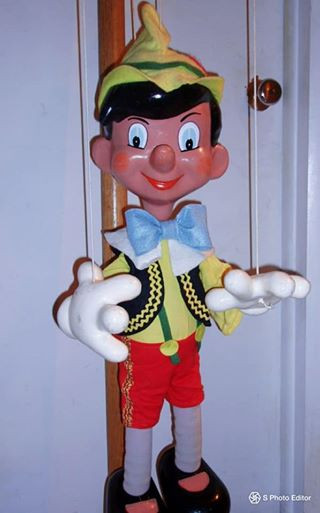 Display Pinocchio