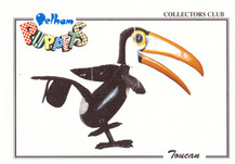Display Toucan