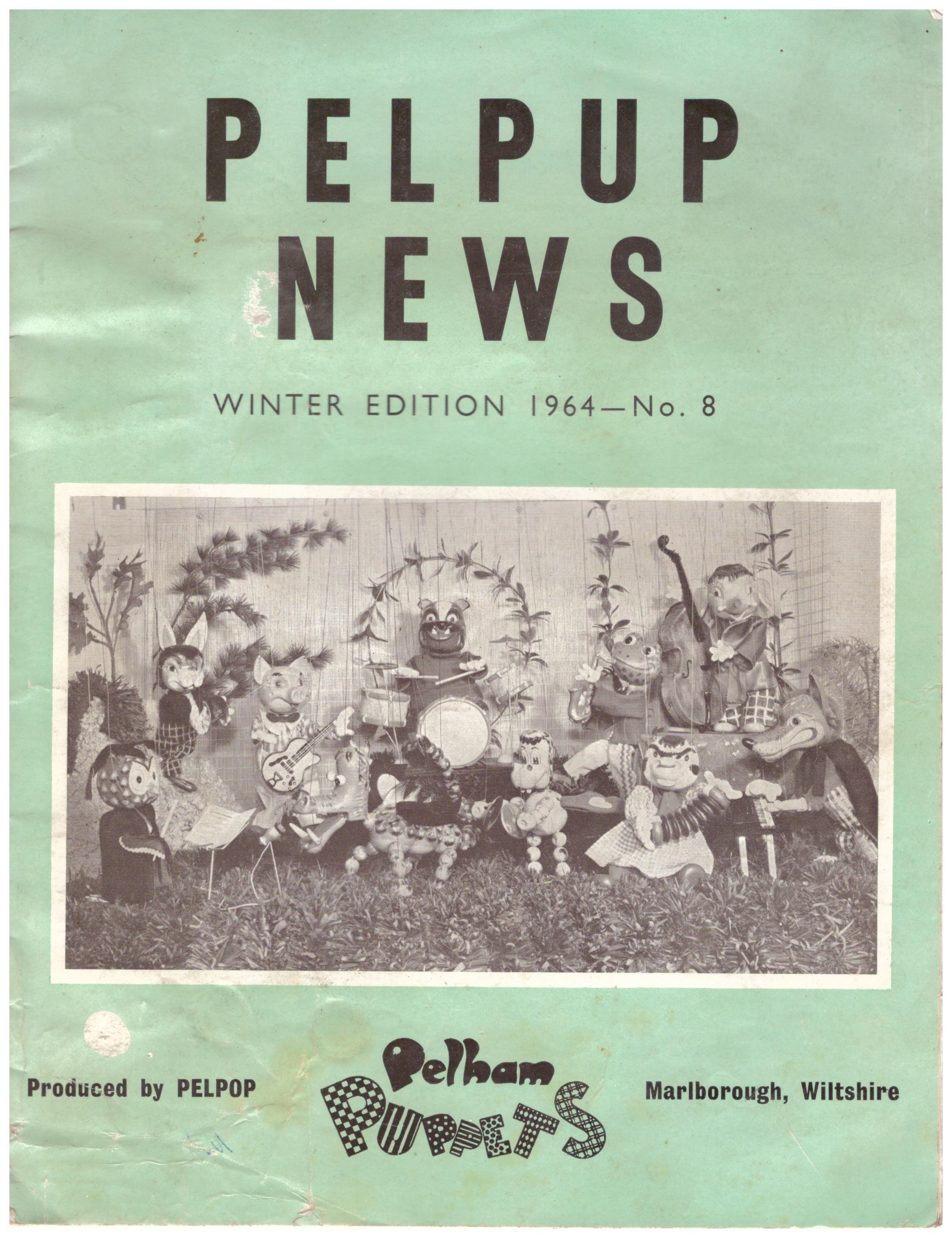 Winter Edition 1964 - No 8