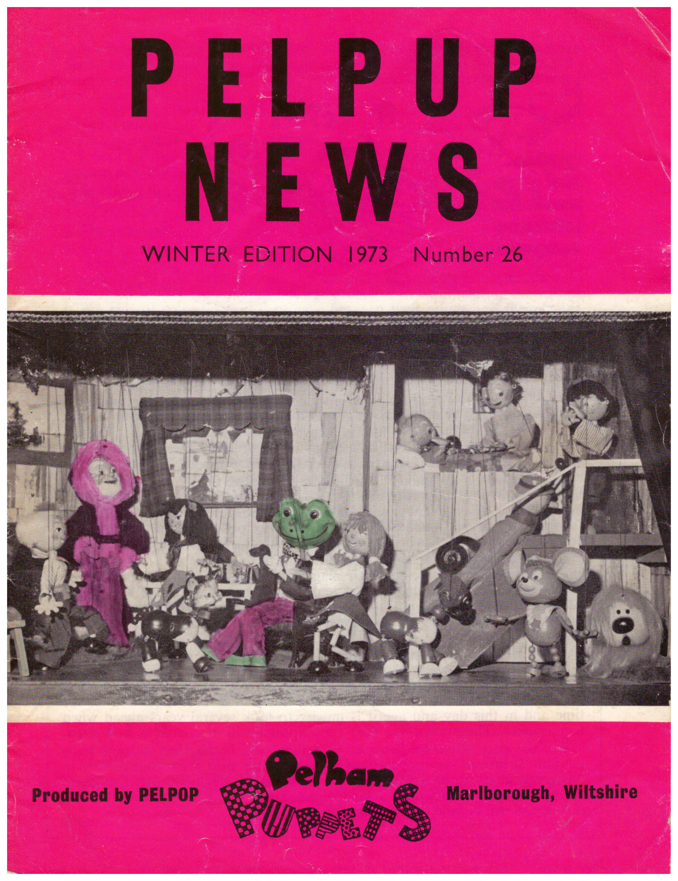 Winter Edition 1973 Number 26