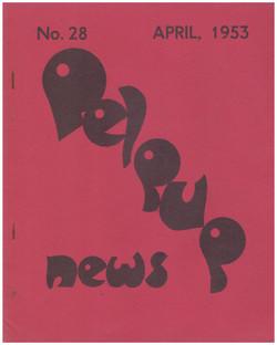 No 28 April 1953