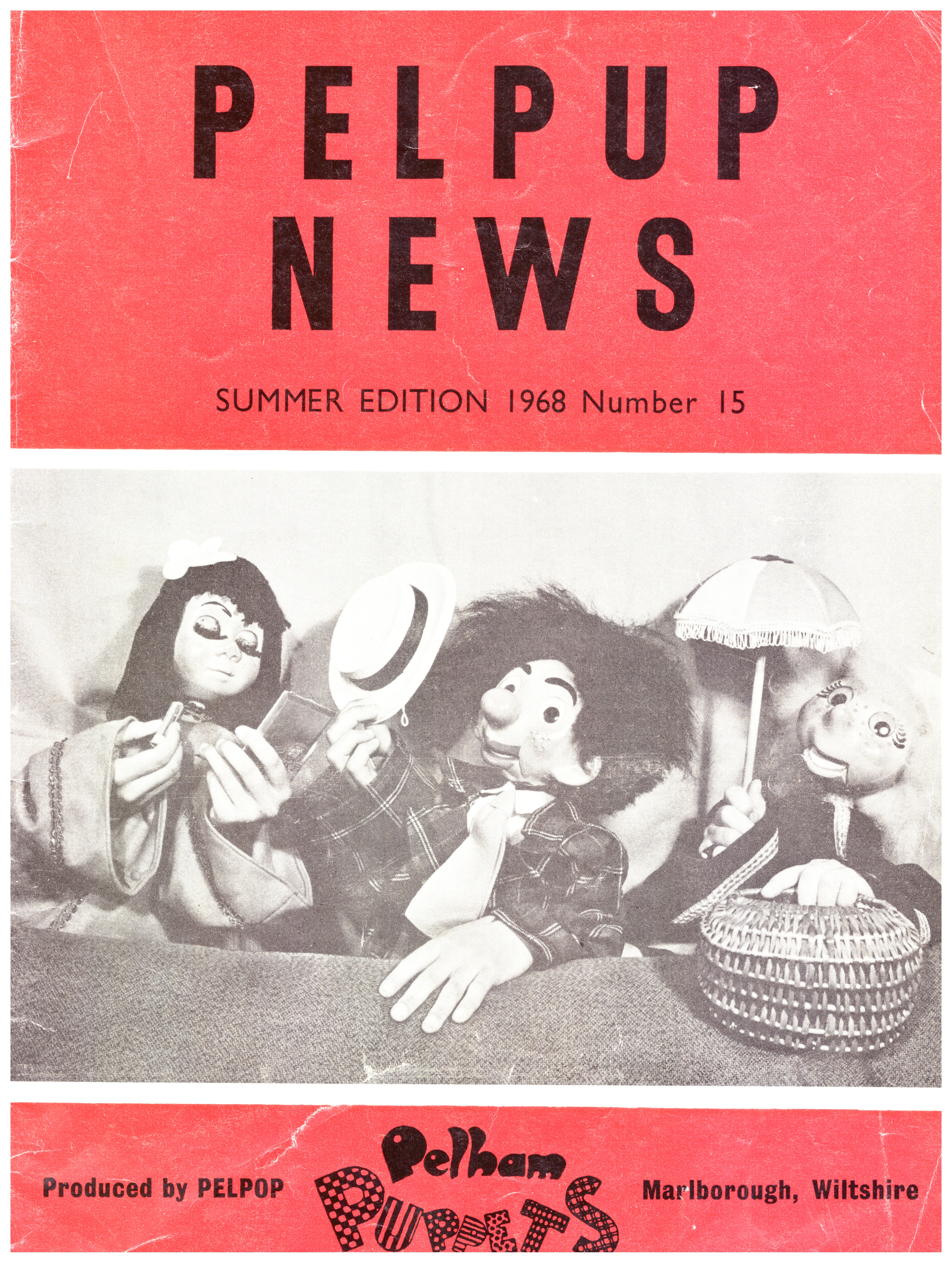 Summer Edition 1968 - Number 15