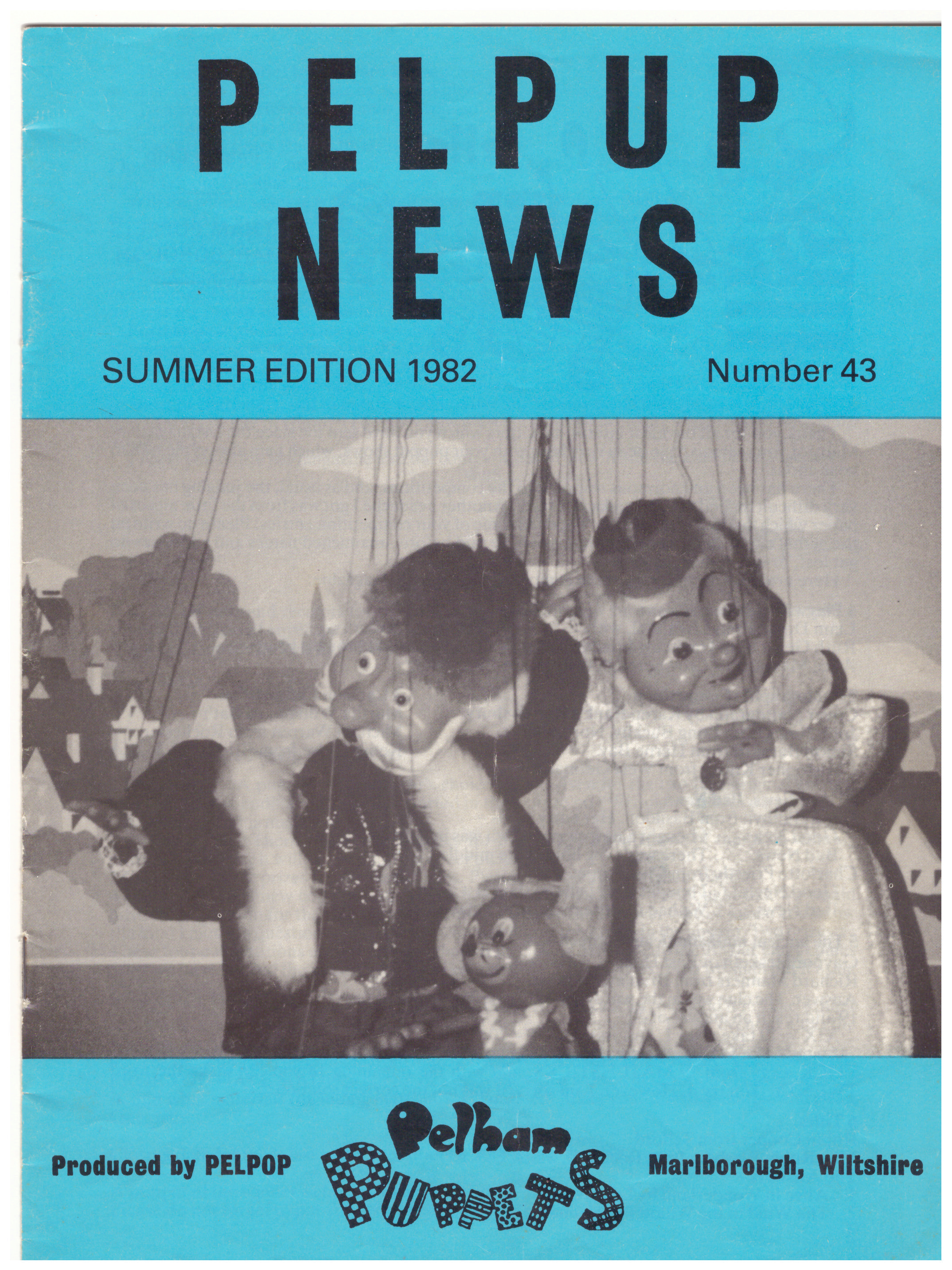 Summer Edition 1982 - Number 43