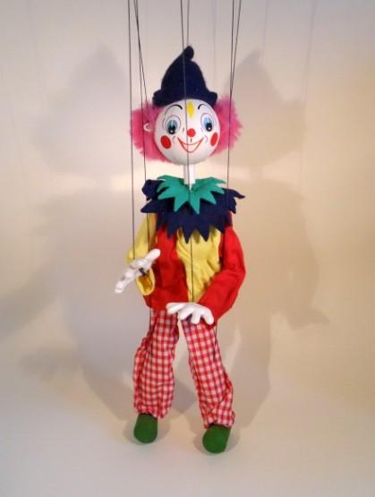White Clown