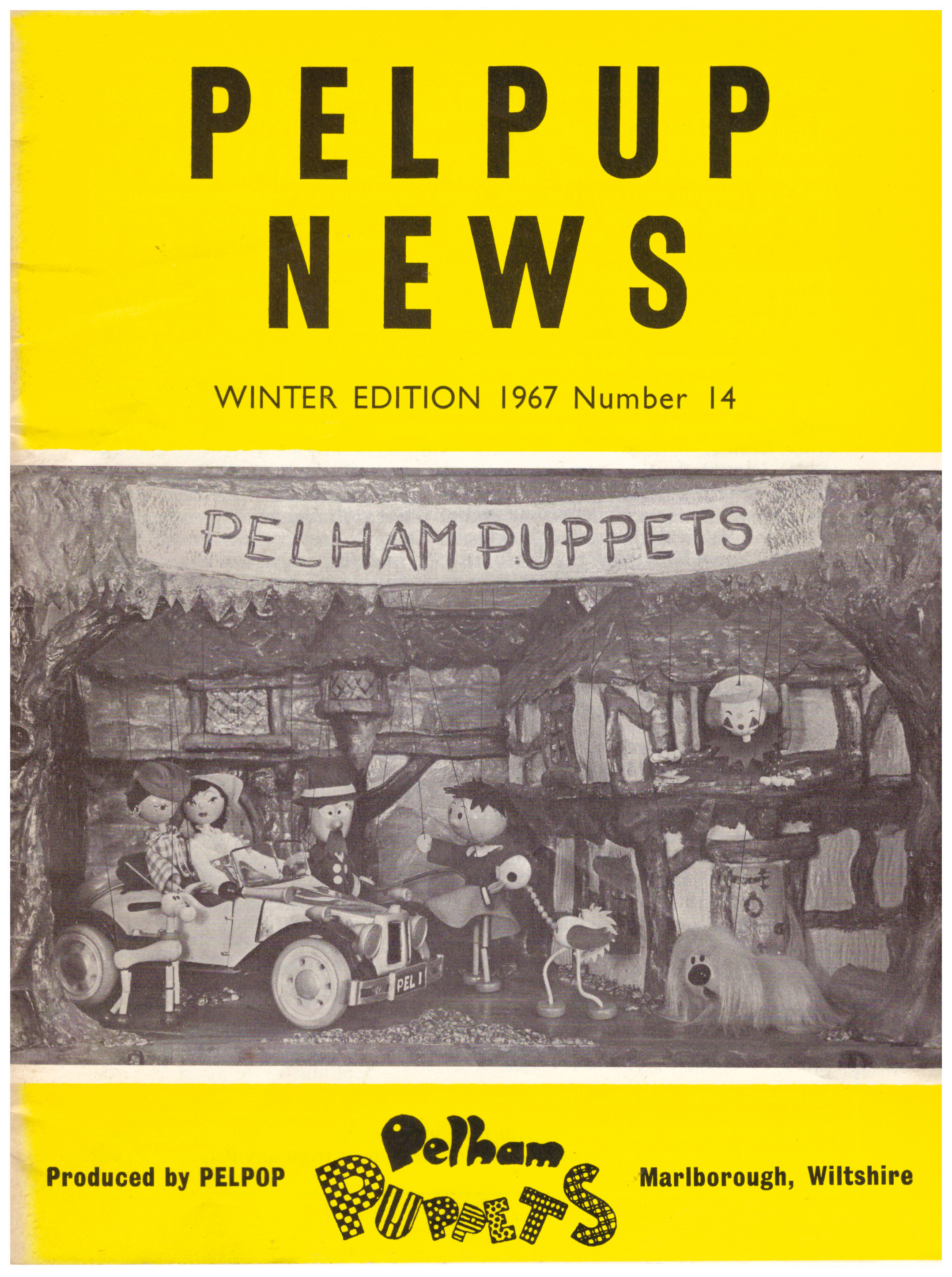Winter Edition 1967 Number 14