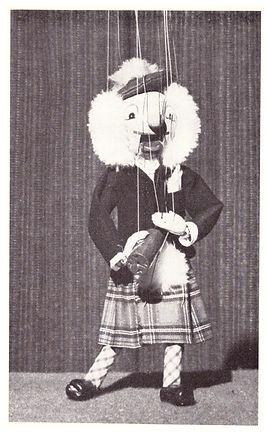 Pelham Puppet MacBoozle