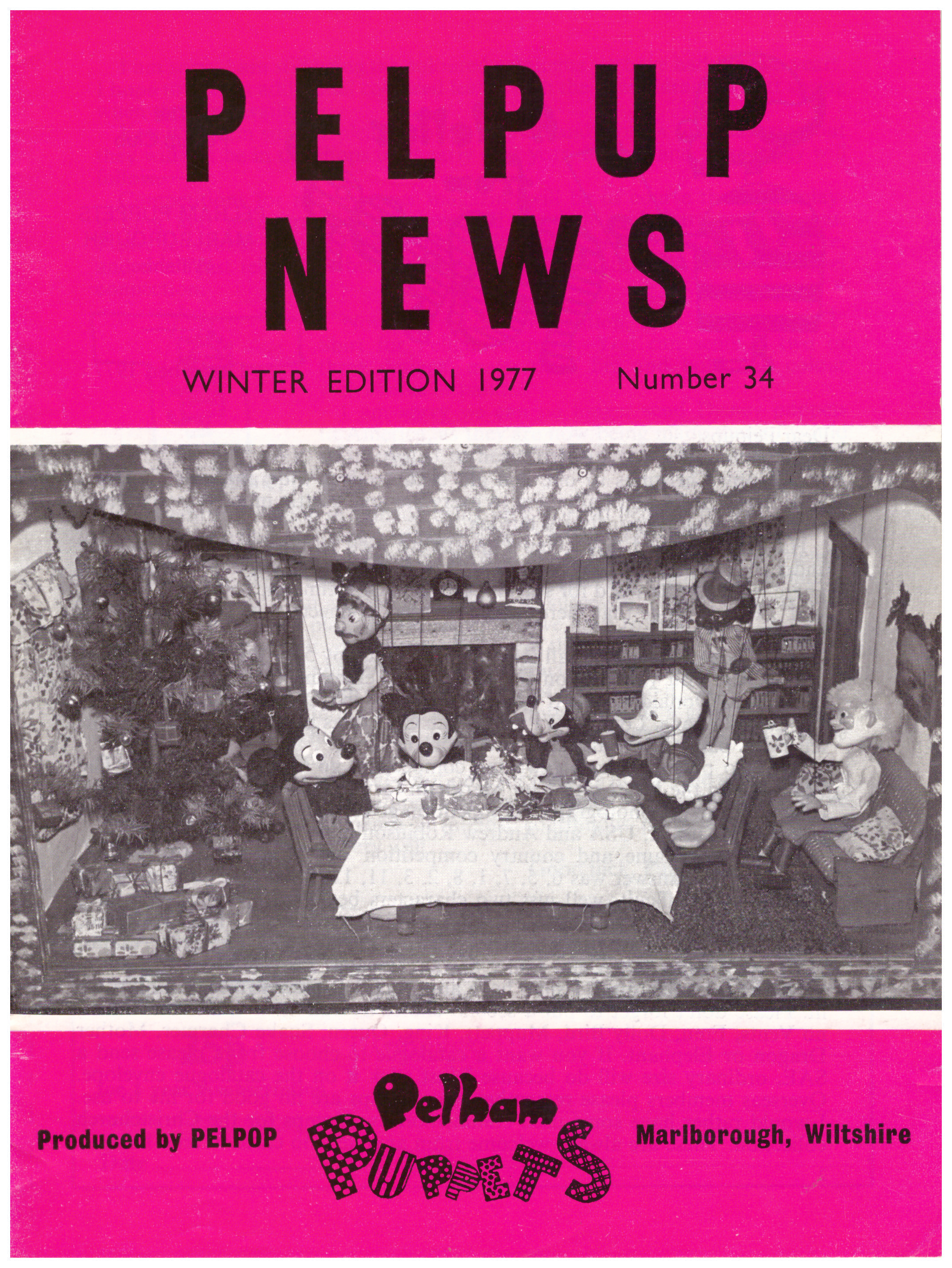 Winter Edition 1977 Number 34