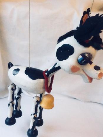 Display Cow