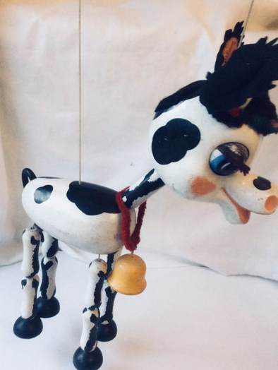 Display Cow
