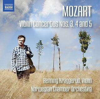 Henning Kraggerud violin composer musician