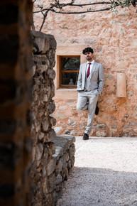 getting ready Finca Mallorca Hochzeit wedding
