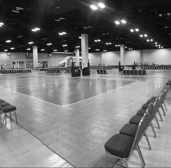Convention center black and white.jpg