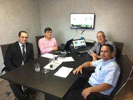 Encontro de Negócios do Grupo INER em Alagoas.