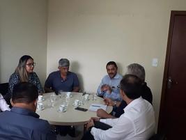 Reuniões para alavancar e concretizar as instalações das Usinas INER no Acre
