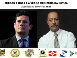 GRUPO INER É RECEBIDO PELO GOVERNO FEDERAL EM BRASÍLIA.