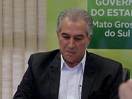 GOVERNADOR DO MATO GROSSO DO SUL, RESPONDE OFICIO DE FORÇA TAREFA