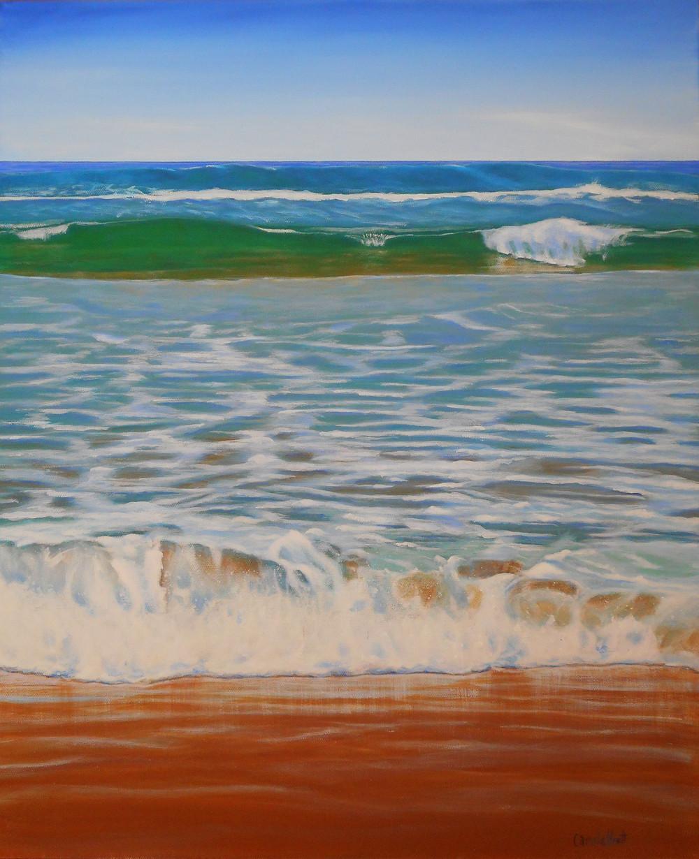"""It's a Shore Thing"" by Carole Elliott"