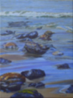 Ebb Tide by Carole Elliott