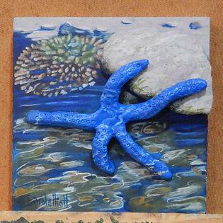 sculptural artwork by Carole Elliott