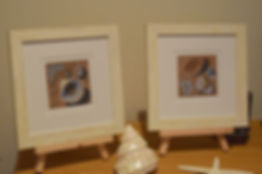 Carole Elliott's miniature shells